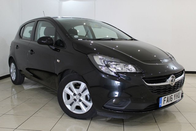 View our 2016 16 VAUXHALL CORSA 1.4 DESIGN 5DR 89 BHP