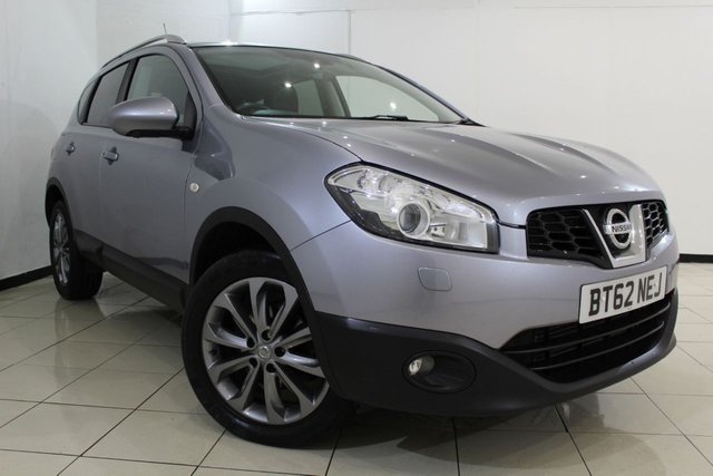 View our 2013 62 NISSAN QASHQAI 1.6 TEKNA IS DCI 4WD S/S 5DR 130 BHP