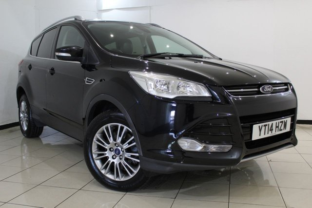 View our 2014 14 FORD KUGA 2.0 TITANIUM TDCI 5DR 160 BHP
