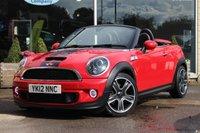 2012 MINI ROADSTER 1.6 COOPER S 2d 181 BHP £8995.00