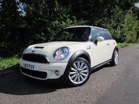 USED 2013 13 MINI COOPER S 2.0 SD (Sport Chili) 3d 141 BHP