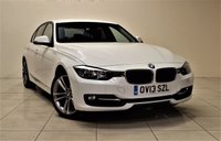 USED 2013 13 BMW 3 SERIES 2.0 320D SPORT 4d 184 BHP 1 OWNER FROM NEW + EXCELLENT CONDITION