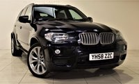 USED 2008 58 BMW X5 3.0 SD M SPORT 5d AUTO 282 BHP + FULL SERVICE HISTORY + AIR CON + LEATHER SEATS + MP3/CD