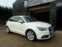 2011 AUDI A1 1.6 TDI SPORT 3d 103 BHP £6695.00