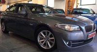 2012 BMW 5 SERIES 2.0 520D SE 4d AUTO 181 BHP £13995.00