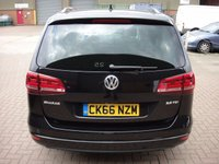 USED 2016 66 VOLKSWAGEN SHARAN 2.0 SEL TDI BLUEMOTION TECHNOLOGY DSG 5d AUTO 181 BHP ANY PART EXCHANGE WELCOME, COUNTRY WIDE DELIVERY ARRANGED, HUGE SPEC