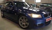 2009 BMW 3 SERIES 2.0 318D M SPORT 4d 141 BHP £9195.00
