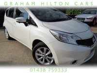 USED 2013 63 NISSAN NOTE 1.5 DCI TEKNA 5d 90 BHP HALF LEATHER SAT NAV ALLOYS