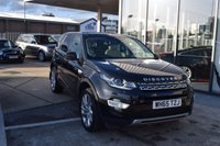 USED 2015 65 LAND ROVER DISCOVERY SPORT 2.2 SD4 HSE LUXURY 5d AUTO 190 BHP