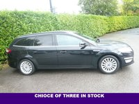 USED 2014 14 FORD MONDEO 2.0 ZETEC BUSINESS EDITION TDCI 5d 138 BHP ESTATE