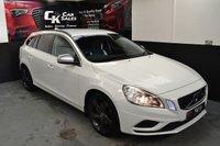 2012 VOLVO V60 2.4 D5 R-DESIGN 5d 202 BHP £8400.00