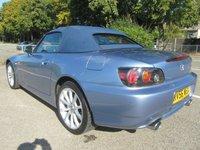 USED 2006 56 HONDA S 2000 2.0 16V 2d 236 BHP