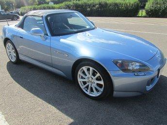 2006 HONDA S 2000 2.0 16V 2d 236 BHP £11991.00