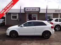 2010 AUDI A3 2.0 TDI S LINE SPECIAL EDITION 3DR DIESEL 140 BHP £7980.00