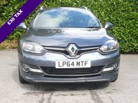 USED 2015 64 RENAULT MEGANE 1.2 EXPRESSION PLUS ENERGY TCE S/S 5d 115 BHP ESTATE