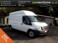 USED 2012 61 FORD TRANSIT 2.2 350 H/R 1d 99 BHP
