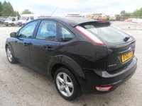 USED 2011 60 FORD FOCUS 1.6 ZETEC 5d 100 BHP