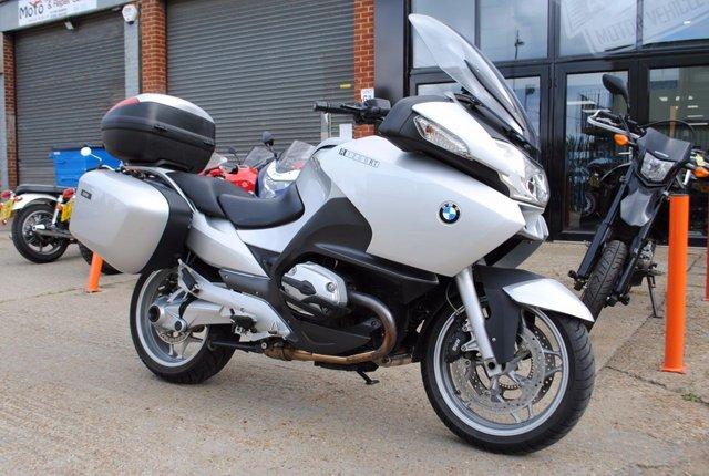 2007 57 BMW R1200RT SE ABS + DYNAMIC PACK