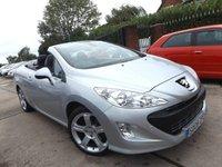 2009 PEUGEOT 308 2.0 CC GT HDI 2d 140 BHP £6495.00