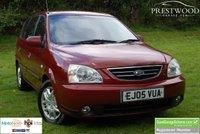 USED 2005 05 KIA CARENS 2.0 CRDi LX [16V] AUTO [111 BHP] 5 DOOR MPV