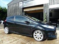 2013 FORD FIESTA 1.0 ZETEC S 3d 124 BHP £SOLD