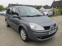 2007 RENAULT GRAND SCENIC 1.9 DYNAMIQUE DCI 5d AUTOMATIC 7 SEATER £2995.00