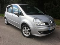 2009 RENAULT GRAND MODUS 1.1 DYNAMIQUE TCE 5d 100 BHP £SOLD