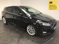 USED 2015 15 FORD FOCUS 1.0 ZETEC S 5d 124 BHP AWAITING DELIVERY-FINANCE