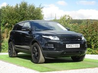 USED 2013 63 LAND ROVER RANGE ROVER EVOQUE 2.2 ED4 PURE TECH 5d 150 BHP