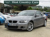 USED 2009 09 BMW 3 SERIES 2.0 320D M SPORT 2d AUTO 175 BHP High Specification Stylish Coupe