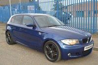 2008 BMW 1 SERIES 2.0 120D M SPORT 5d AUTO 175 BHP £4795.00
