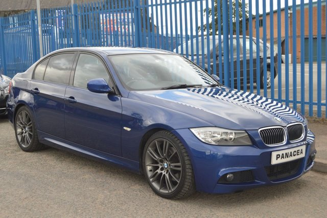 2011 61 BMW 3 SERIES 2.0 320D SPORT PLUS EDITION 4d 181 BHP