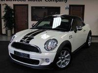2014 MINI COUPE 1.6 COOPER S 2d 181 BHP £9999.00