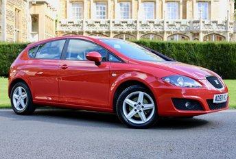 2009 SEAT LEON 1.9 S TDI 5d 103 BHP £4240.00