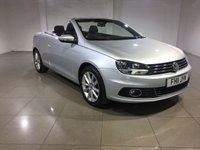 USED 2011 11 VOLKSWAGEN EOS 2.0 SE TDI BLUEMOTION TECHNOLOGY 2d 139 BHP Great Car/Stunning Example