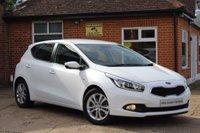 2015 KIA CEED 1.4 VR7 5d 98 BHP £9295.00