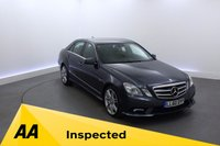 USED 2010 60 MERCEDES-BENZ E CLASS 2.1 E220 CDI BLUEEFFICIENCY SPORT 4d AUTO 170 BHP SAT NAV - PARKING SENSORS