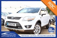USED 2012 12 FORD KUGA 2.0 TITANIUM TDCI AWD 5d 163 BHP Bluetooth, Cruise Control & more