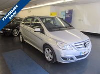 USED 2010 10 MERCEDES-BENZ B CLASS 1.5 B160 SE 5d AUTO 95 BHP 1 PREVIOUS OWNER,  FULL MERCEDES SERVICE HISTORY,