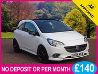 USED 2015 64 VAUXHALL CORSA 1.2 LIMITED EDITION 3dr PRICE CHECKED DAILY   WHY PAY MORE ??