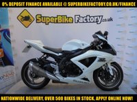 USED 2010 10 SUZUKI GSXR600 K9 GOOD & BAD CREDIT ACCEPTED, OVER 500+ BIKES IN STOCK
