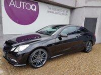 2010 MERCEDES-BENZ E CLASS 3.0 E350 CDI BLUEEFFICIENCY SPORT 2d AUTO 231 BHP £12995.00