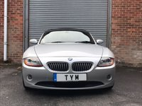 USED 2005 55 BMW Z4 3.0 Z4 SE ROADSTER 2d 228 BHP VERY CLEAN EXAMPLE Z4