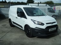 2015 FORD TRANSIT CONNECT 1.6 200 P/V 1d 74 BHP £6495.00