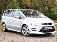 USED 2012 61 FORD S-MAX 2.0 TITANIUM X SPORT TDCI 5d AUTO £260 PCM With £1349 Deposit