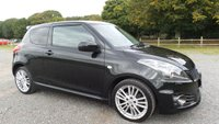 2012 SUZUKI SWIFT 1.6 SPORT 3d 134 BHP £5500.00