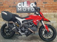 USED 2016 16 DUCATI HYPERSTRADA ABS  Low Miles