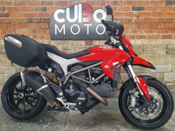 2016 DUCATI HYPERSTRADA ABS  £7590.00