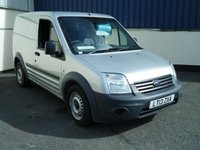 2013 FORD TRANSIT CONNECT 1.8 T200 LR 1d 74 BHP £4995.00