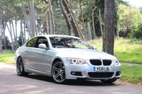 2011 BMW 3 SERIES 2.0 320D M SPORT 2d AUTO 181 BHP £12950.00